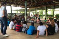 Hijos de colaboradores de UTP Veraguas.