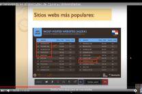 Sitios webs más populares, Mercadeo Digital.
