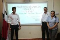 Presentación de Proyectos Finales.