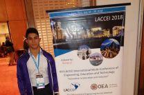 Participación en LACCEI 2018