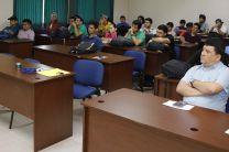 Empresa Divulga Certificaciones a Estudiantes  y docentes de la FISC.