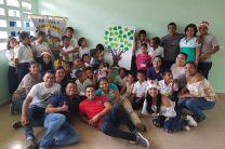 Labor Social en Escuela en Soná.
