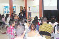 Participaron miembros de la comunidad universitaria de UTP Veraguas.