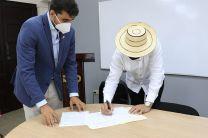 Entrega oficial de equipo especializado para Laboratorio de Energía del CINEMI- UTP.