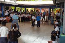 Docentes de diferentes distritos de Veraguas.