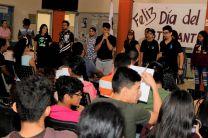 Estudiantes de UTP Veraguas