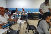 Docentes de la Escuela Primarias de Veraguas.