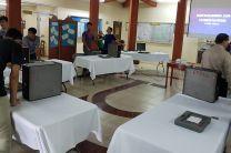 Estudiantes de FISC Veraguas participan en Concurso de Hardware.