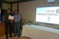 Profesionales y estudiantes presentaron temas de interés.