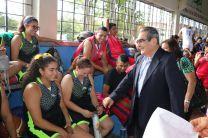 Campeonato Nacional de baloncesto Estudiantil.
