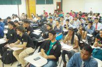 UTP Veraguas celebra el día del idioma.