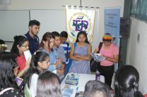 Primer Tour de Becas Internacionales.