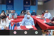 Representante de la Universidad de Camagüey preside la Reunión
