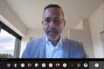 Ing. Axel Martínez, Director General de Planificación Universitaria