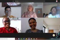 Sustentación virtual de práctica profesional de la FCyT