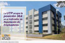 """UTP está en la posición 124 entre las 410 mejores universidades de Latinoamérica y en la posición No. 41 en el indicador de """"Reputación de Empleadores"""