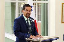 Vicerrector de Investigación, Postgrado y Extensión de la UTP, Dr. Alexis Tejedor.