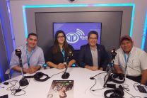 Cabina de Telemetro Radio (Programa ConCiencia tu Futuro).