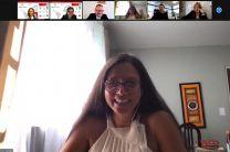 Directora de Relaciones Internacionales de la UTP, Ing. Aris Castillo.