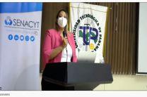 Dra. Milena Gómez, Secretaria Nacional Adjunta y Directora de Innovación Empresarial de SENACYT.