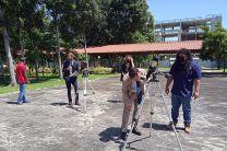 Visita del Embajador de Francia en Panamá en el Observatorio Astronómico de la UTP.