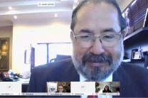 Gerente General del Banco Nacional de Panamá, Ing. Javier Carrizo.
