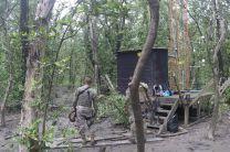 Este proyecto está ubicado en los manglares del Corregimiento de Juan Díaz.