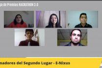 Participantes del Hackathon Eurus 2020, versión 3.0.