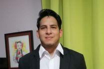 Nuevo Magister en Ciencias Físicas, José Ladrón de Guevara.