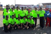 Equipo de Softbol que representó al Centro Regional de Bocas del Toro.