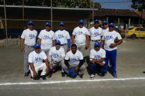 Equipo de Softbol que representó al Centro Regional de Azuero.