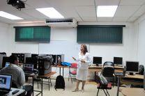 Ing. María Yahaira Tejedor M., profesora de la asignatura.