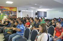 Participantes del evento.