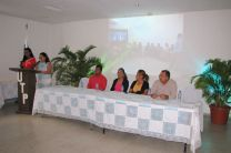Autoridades del Centro Regional de Coclé.