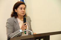 Dra. Deyka García, Directora de Investigación, inauguró el evento.