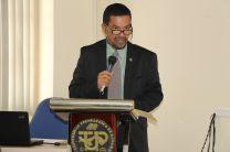 Dr. Alexis Tejedor, Vicerrector de Investigación, Postgrado y Extensión de la UTP.