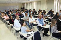 Los estudiantes se mostraron interesados en la convocatoria.