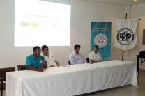 Inaguración del evento en el Centro Regional de la UTP, en Coclé.