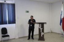 Mgtr. Kleveer Espino, Investigador del CIHH-UTP.
