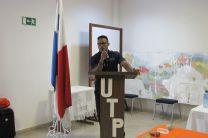 Expositor, Ing. Ricardo Alvarado.