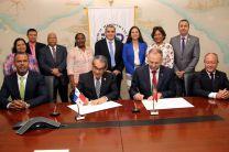 Instituto Politécnico de Leiría y UTP firman Convenio.