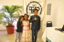 Niños participantes de los cursos.