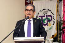 Palabras de felicitaciones por el Rector, Ing. Héctor M. Montemayor Á