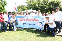 UTP Chiriquí recibe los signos de la JMJ.