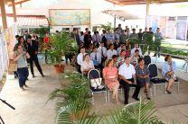 Participantes e invitados al evento.