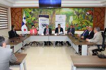 UTP y SERTV firman Convenio Marco de Cooperación