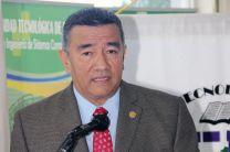Rector de la UTP, Dr. Oscar Ramírez Ríos.