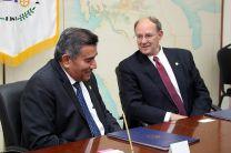 UTP firma acuerdo de Cooperación con Arkansas.
