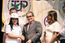 Estudiantes de la Facultad de Ingeniería Civil reciben imposición de Cascos