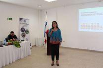 Licenciada Katia Serracín de Rone, emprendimiento en el sector Agroindustrial